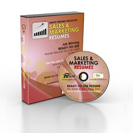 Sales/Marketing Resumes: $65