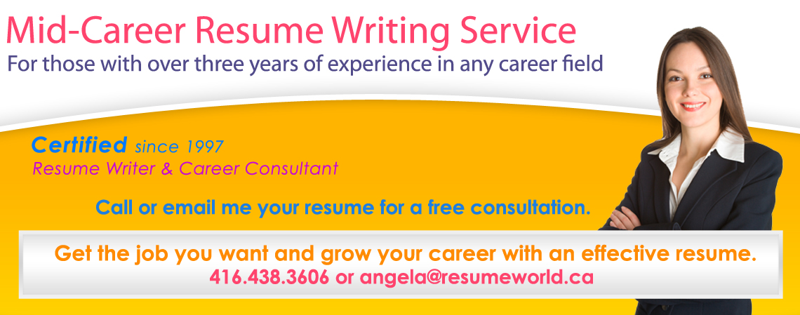 Certified Resume Writer